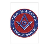 PHA Brothers Postcards (Package of 8)
