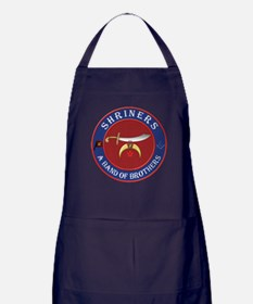 Shrine Brothers. Apron (dark)
