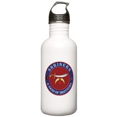 Shrine Brothers. Water Bottle