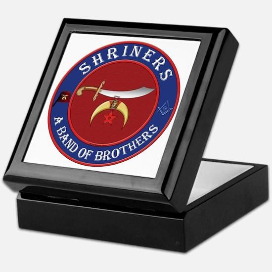Shrine Brothers. Keepsake Box