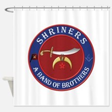 Shrine Brothers Shower Curtain