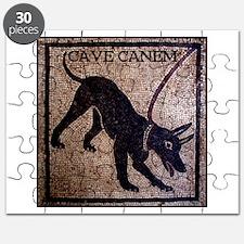 """""""Cave Canem"""" Puzzle"""