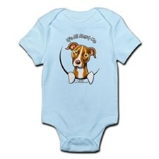 Pit Bull IAAM Infant Bodysuit