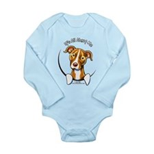 Pit Bull IAAM Long Sleeve Infant Bodysuit