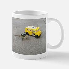 Spiny the Lizard back to school Mug