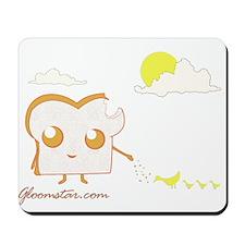 Generous Bread Mousepad