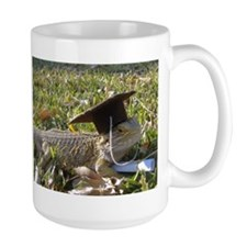 Graduate Spiny the Lizard Mug