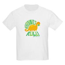 Herbivores Rule! T-Shirt