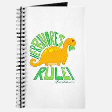 Herbivores Rule! Journal