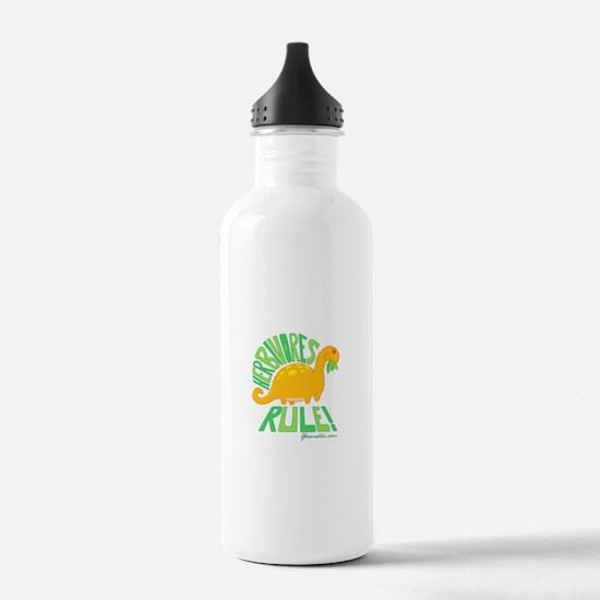Herbivores Rule! Water Bottle