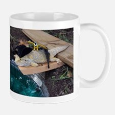 Pirate Spiny the Lizard Mug