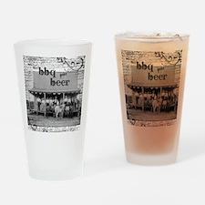 bbqbeer Drinking Glass