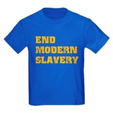 End Modern Slavery T