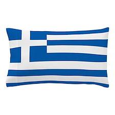 Flag of Greece Pillow Case