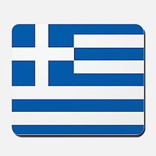 Flag of Greece Mousepad