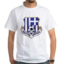 Greek Soccer Shield Shirt