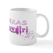 Texas Cowgirl (Pink) Mug