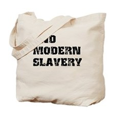 End Modern Slavery Tote Bag