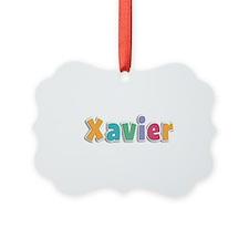 Xavier Spring11 Ornament