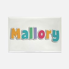 Mallory Spring11 Rectangle Magnet
