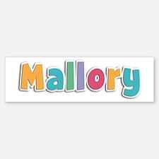 Mallory Spring11 Bumper Bumper Bumper Sticker