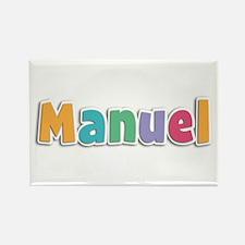 Manuel Spring11 Rectangle Magnet