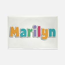 Marilyn Spring11 Rectangle Magnet
