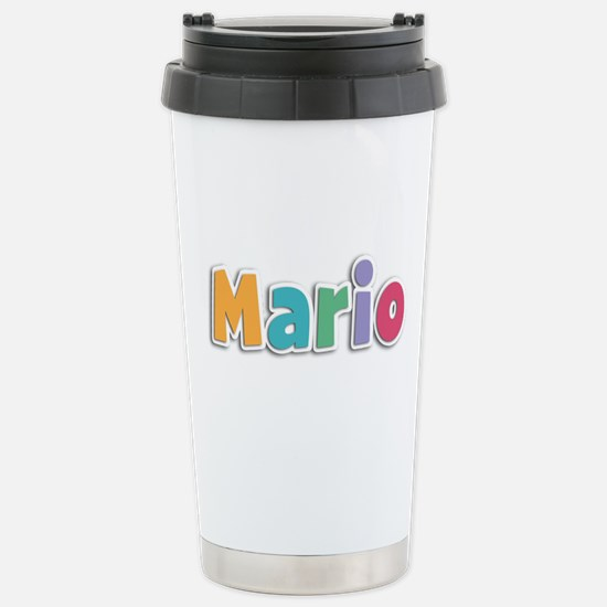 Mario Spring11 Stainless Steel Travel Mug