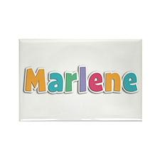 Marlene Spring11 Rectangle Magnet