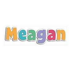Meagan Spring11 42x14 Wall Peel