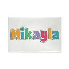 Mikayla Spring11 Rectangle Magnet
