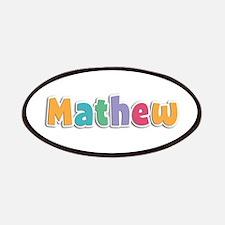 Mathew Spring11 Patch