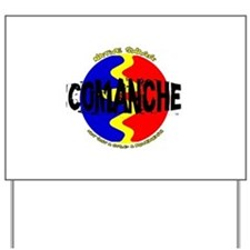 comanche.png Yard Sign