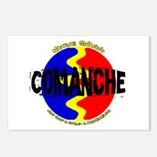 comanche.png Postcards (Package of 8)