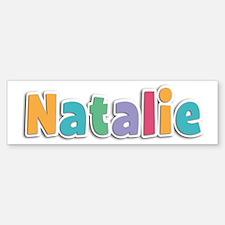 Natalie Spring11 Bumper Bumper Bumper Sticker