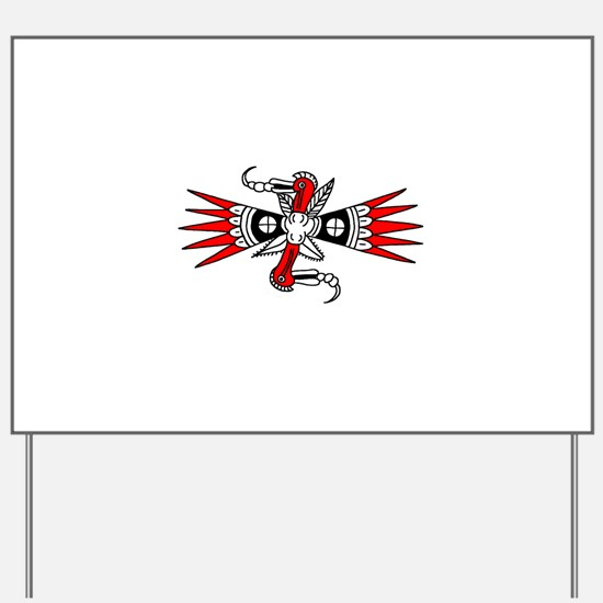 2-woodpecker.png Yard Sign