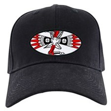 2-woodpecker.png Baseball Cap