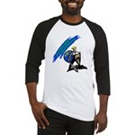 Defenders of Geography Baseball Jersey