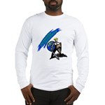 Defenders of Geography Long Sleeve T-Shirt