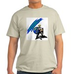 Defenders of Geography Ash Grey T-Shirt