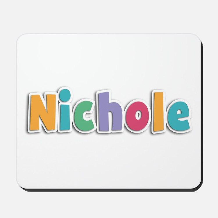 Nichole Spring11 Mousepad