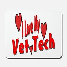 Vet Tech Mousepad