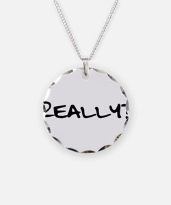 Really for black.png Necklace