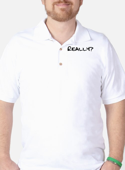 Really for black.png T-Shirt