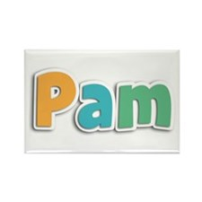 Pam Spring11 Rectangle Magnet