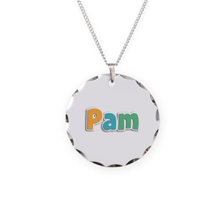 Pam Spring11 Necklace Circle Charm