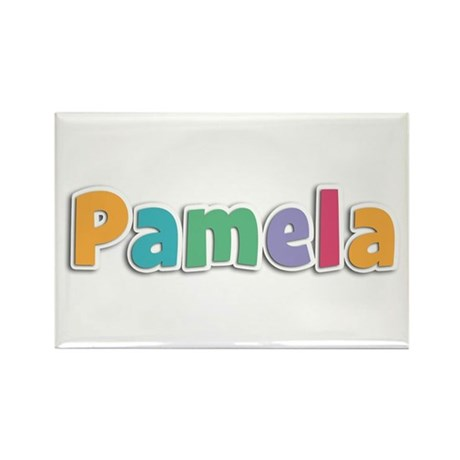 Pamela Spring11 Rectangle Magnet