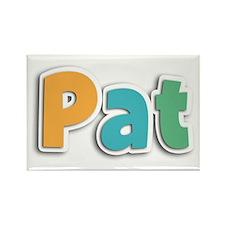 Pat Spring11 Rectangle Magnet