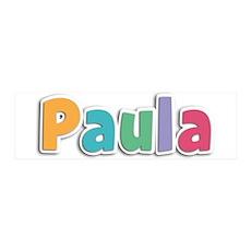 Paula Spring11 42x14 Wall Peel