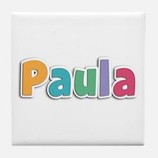 Paula Spring11 Tile Coaster
